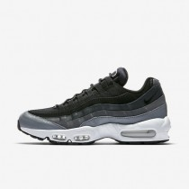 Nike Air Max 95 Essential Mens Shoes Black/Anthracite/Dark Grey/Black Style: 749766-021