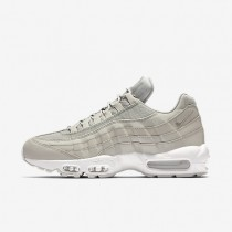 Nike Air Max 95 Essential Mens Shoes Pale Grey/Summit White/Pale Grey Style: 749766-020
