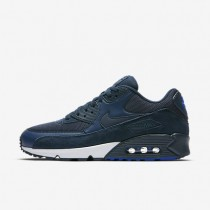 Nike Air Max 90 Essential Mens Shoes Armoury Navy/Blue Jay/White/Armoury Navy Style: 537384-422