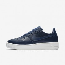 Nike Air Force 1 Ultraforce Leather Mens Shoes Midnight Navy/Summit White/Midnight Navy Style: 845052-403