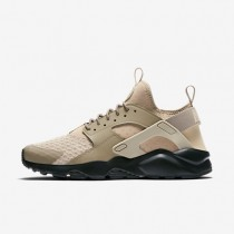 Nike Air Huarache Ultra Mens Shoes Mushroom/Black/Khaki Style: 819685-201