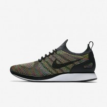 Nike Air Zoom Mariah Flyknit Racer Mens Shoes White/Volt/Chlorine Blue/Black Style: 918264-101
