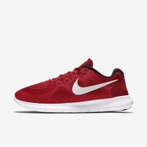Nike Free Rn 2017 Running Mens Shoes Game Red/Track Red/Total Crimson/Off-White Style: 880839-601