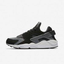 Nike Air Huarache Mens Shoes Black/Pure Platinum/Anthracite Style: 318429-039