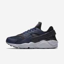 Nike Air Huarache Mens Shoes Midnight Navy/Dark Ash/Cool Grey/Midnight Navy Style: 318429-409