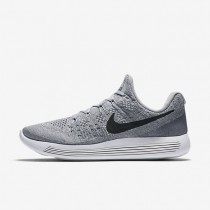 Nike Lunarepic Low Flyknit 2 Running Mens Shoes Wolf Grey/Cool Grey/Pure Platinum/Black Style: 863779-002