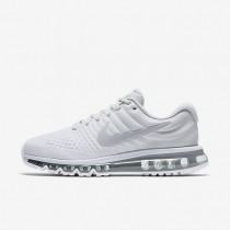 Nike Air Max 2017 Mens Shoes Pure Platinum/White/Off-White/Wolf Grey Style: 849559-009
