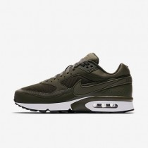 Nike Air Max BW Mens Shoes Cargo Khaki/White/Black/Cargo Khaki Style: 881981-300
