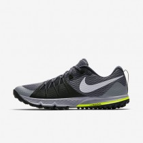 Nike Air Zoom Wildhorse 4 Mens Shoes Dark Grey/Black/Stealth/Wolf Grey Style: 880565-001