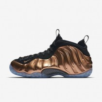 Nike Air Foamposite One Mens Shoes Black/Black/Metallic Copper Style: 314996-007