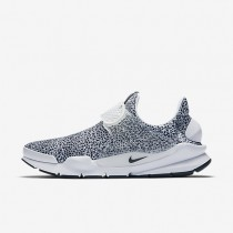 Nike Sock Dart QS Mens Shoes White/Black Style: 942198-100