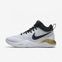 Nike Zoom Rev 2017 Mens Shoes White/Metallic Gold/Pure Platinum/Black Style: 852422-107