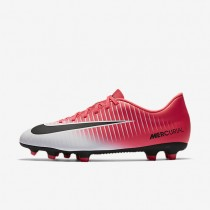 Nike Mercurial Vortex III FG Mens Shoes Racer Pink/White/Black Style: 831969-601