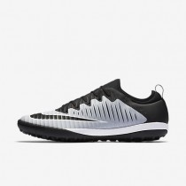 Nike MercurialX Finale II Mens Shoes Black/Hyper Grape/Wolf Grey/Black Style: 831975-005