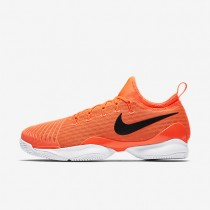 NikeCourt Air Zoom Ultra React Mens Shoes Tart/White/Sunset Glow/Black Style: 859719-801