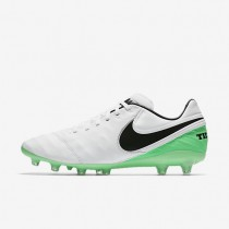 Nike Tiempo Legacy II AG-PRO Mens Shoes White/Electro Green/Black Style: 844397-103