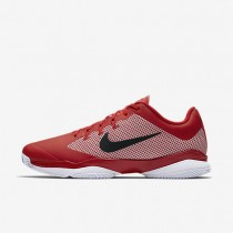 NikeCourt Air Zoom Ultra Clay Mens Shoes University Red/White/Black Style: 845008-600