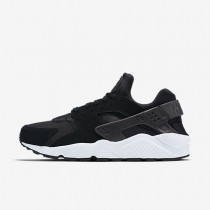 Nike Air Huarache Mens Shoes Black/Black/White/Black Style: 318429-035