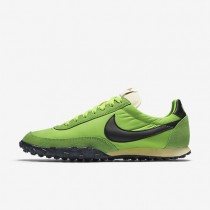 Nike Waffle Racer 17 Premium Mens Shoes Action Green/Green Gusto/Sail/Black Style: 876257-300