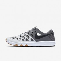 Nike Train Speed 4 Mens Shoes Pure Platinum/Cool Grey/Gum Medium Brown/Black Style: 843937-005