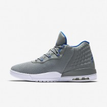 Jordan Academy Mens Shoes Cool Grey/White/Soar Style: 844515-007