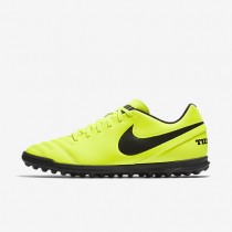 Nike Tiempo Rio III Mens Shoes Volt/Volt/Black Style: 819237-707