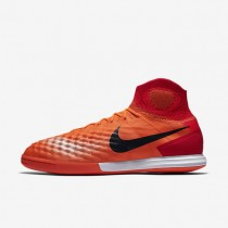 Nike MagistaX Proximo II IC Mens Shoes Total Crimson/University Red/Atomic Pink/Black Style: 843957-805