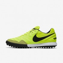 Nike TiempoX Proximo TF Mens Shoes Volt/Volt/White/Black Style: 843962-707