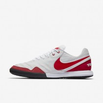 Nike TiempoX Proximo IC Mens Shoes Summit White/White/Black/University Red Style: 843961-161