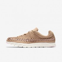 Nike Mayfly Woven Womens Shoes Vachetta Tan/Elm/Sail/Arctic Pink Style: 833802-200