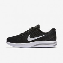 Nike LunarGlide 8 Womens Shoes Black/Anthracite/White Style: 843726-001