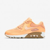 Nike Air Max 90 Womens Shoes Sunset Glow/Gum Light Brown/Sunset Tint Style: 325213-802