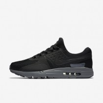 Nike Air Max Zero Womens Shoes Black/Dark Grey/Black Style: 789695-001