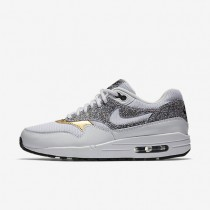 Nike Air Max 1 SE Womens Shoes White/Black/White/White Style: 881101-100