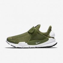 Nike Sock Dart Womens Shoes Palm Green/Black/White Style: 848475-300