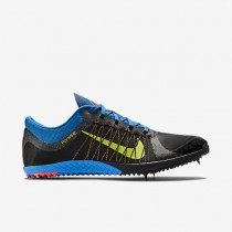 Nike Victory XC 3 Womens Shoes Black/Photo Blue/Fierce Green Style: 654693-003