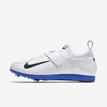 Nike Zoom Pole Vault II Womens Shoes White/Racer Blue/Black Style: 317404-100