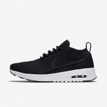 Nike Air Max Thea Ultra Flyknit PNCL Womens Shoes Black/White/Black Style: 881174-001