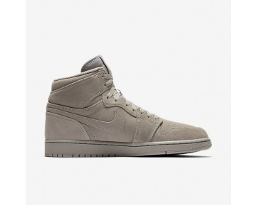 Air Jordan I Retro High Mens Shoes Wolf Grey/Wolf Grey Style: 332550-031