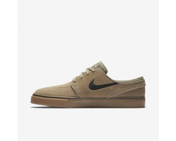 Nike SB Zoom Stefan Janoski Mens Shoes Khaki/Gum Light Brown/Black Style: 333824-212