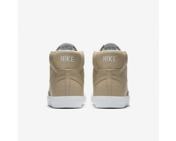 Nike Blazer Mid Premium 09 Mens Shoes Linen/Gum Light Brown/Summit White Style: 429988-202