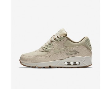 Nike Air Max 90 Premium Womens Shoes Oatmeal/Sail/Khaki/Oatmeal Style: 443817-105