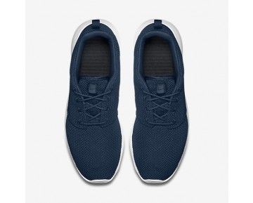 Nike Roshe One Mens Shoes Midnight Navy/White/Black Style: 511881-405