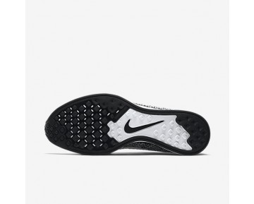 Nike Flyknit Racer Mens Shoes Black/White Style: 526628-012