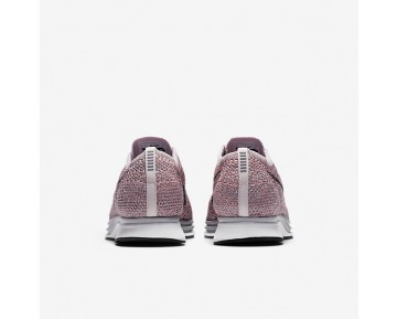 Nike Flyknit Racer Mens Shoes Pearl Pink/Bright Melon/Wolf Grey/Cool Grey Style: 526628-604
