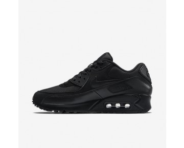 Nike Air Max 90 Essential Mens Shoes Black/Black/Black/Black Style: 537384-090