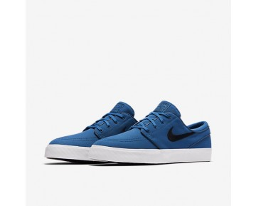 Nike SB Zoom Stefan Janoski Canvas Mens Shoes Industrial Blue/Obsidian Style: 615957-442