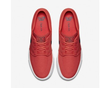 Nike SB Zoom Stefan Janoski Canvas Mens Shoes Track Red/Obsidian Style: 615957-642