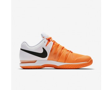 NikeCourt Zoom Vapor 9.5 Tour Mens Shoes Tart/White/Black/Black Style: 631458-803