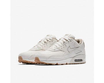 Nike Air Max 90 Premium Mens Shoes Phantom/Khaki/Sail/Phantom Style: 700155-004